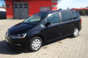 VW Sharan, v tomto auticku sa vozite max.4 osoby,každa sedačka je samostatne polohovateľná